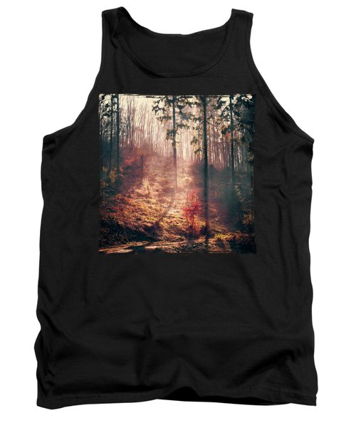 Little Red Tree Tank Top