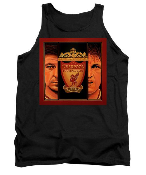 Liverpool Painting Tank Top