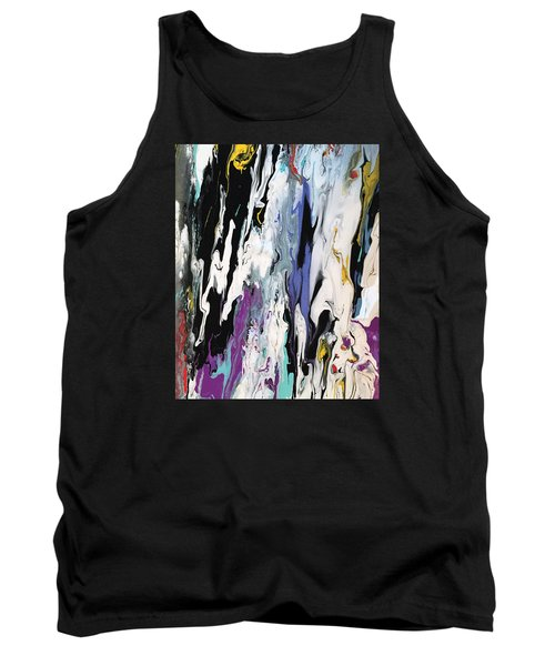 Livin' On The Edge Tank Top