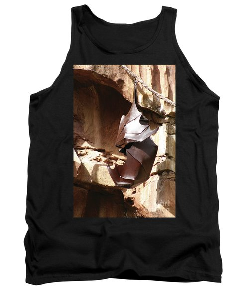 Living Sculpture Tank Top by Alycia Christine