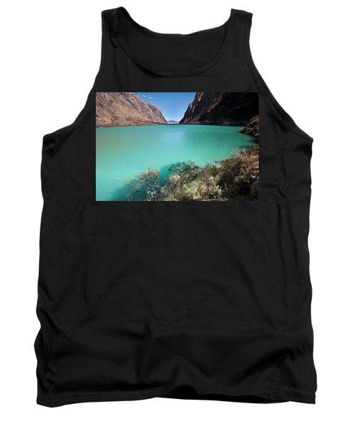 Llanganuco Lakes Tank Top