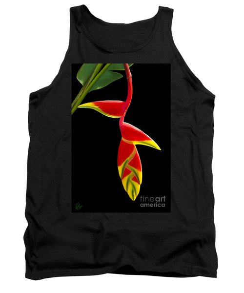 Lobster Claw Tank Top by Rand Herron
