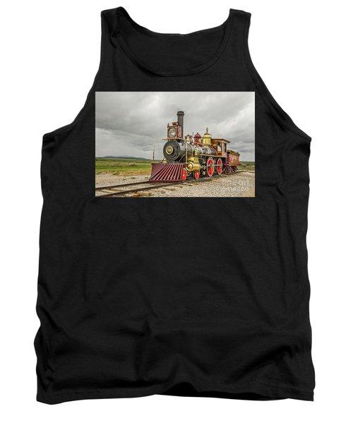 Locomotive No. 119 Tank Top