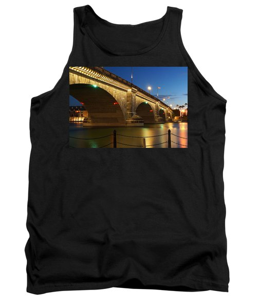 Twilight Reflections Tank Top
