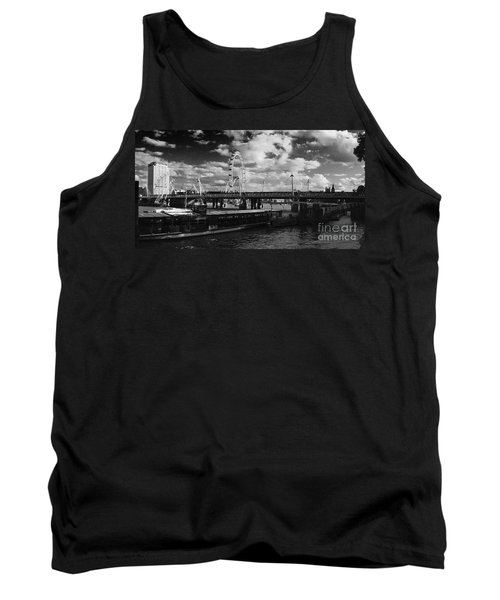 London S Skyline Tank Top