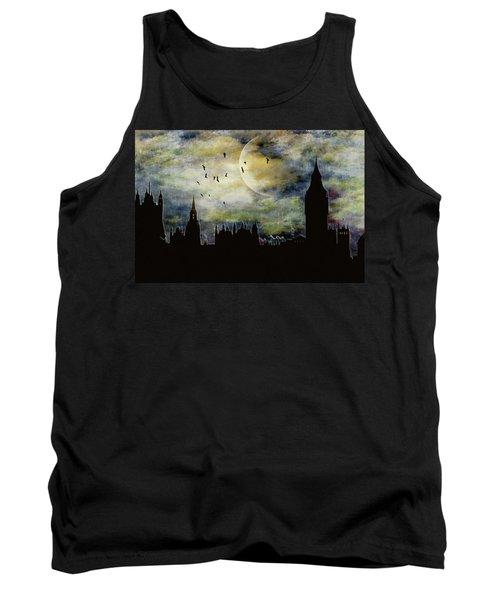 London Skyline Tank Top