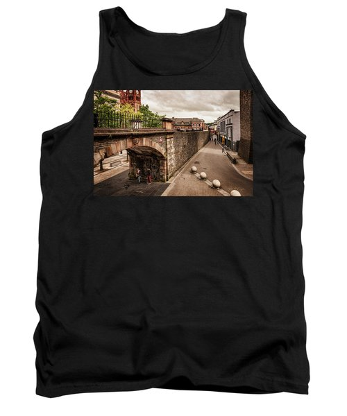 Londonderry Song Tank Top