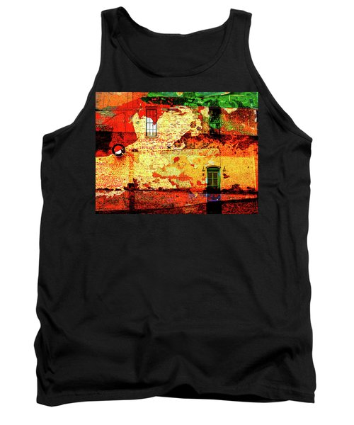 Lone Star Tank Top by Don Gradner
