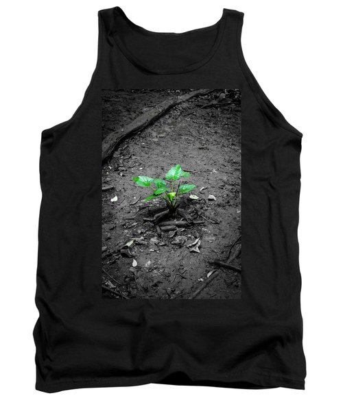 Lonely Plant Tank Top