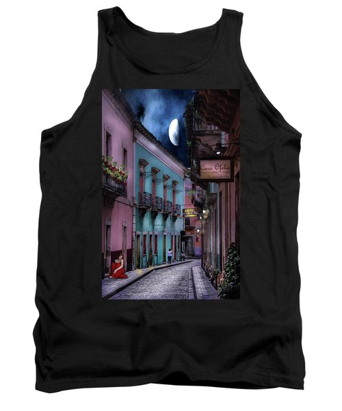 Lonely Street Tank Top