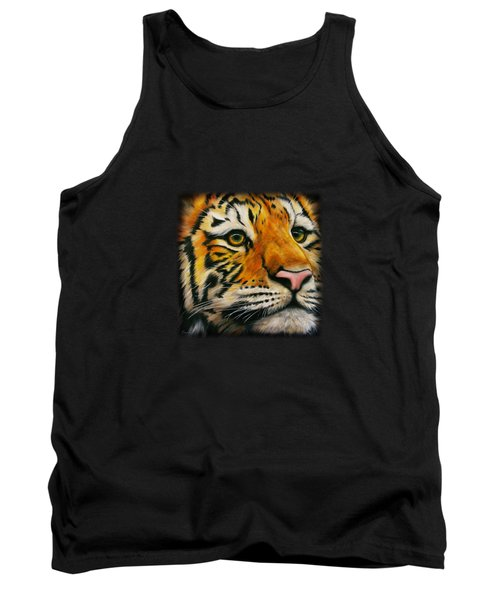 Lonely Tiger Tank Top