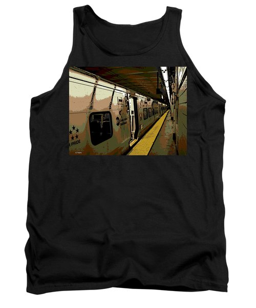Long Island Railroad Tank Top