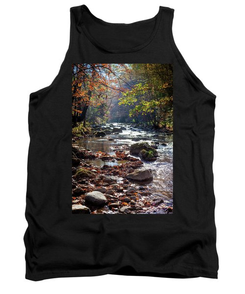 Tank Top featuring the photograph Longing For Home by Karen Wiles