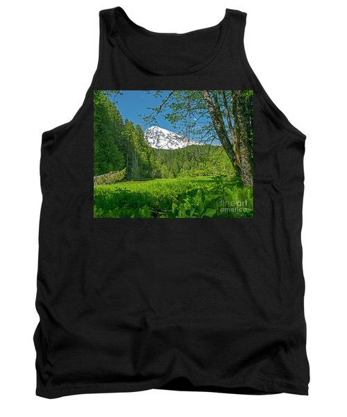 Longmire Meadows 0761 Tank Top