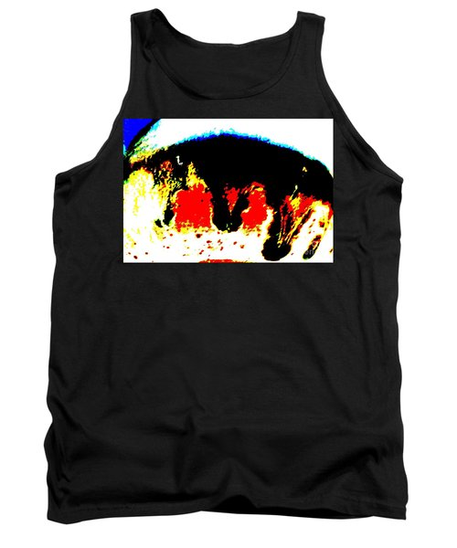 Look At Me Tank Top by Tim Townsend
