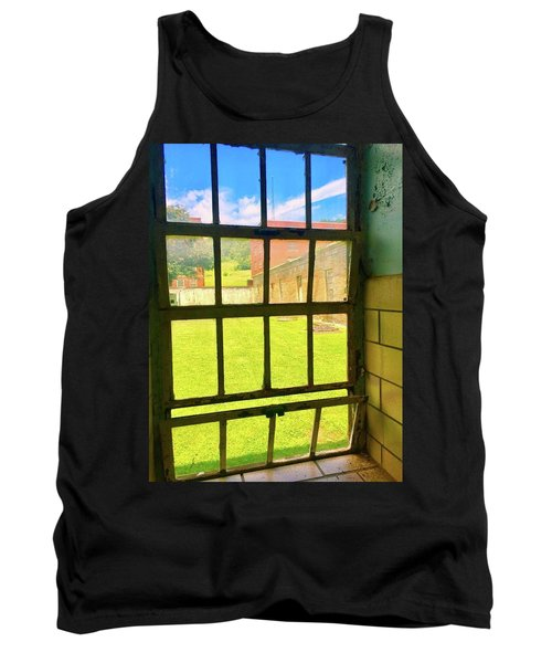 Looking  Out Tank Top