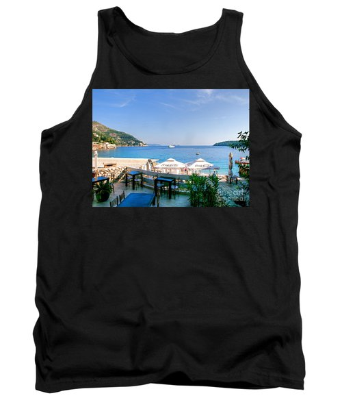 Looking To Dine Out Tank Top
