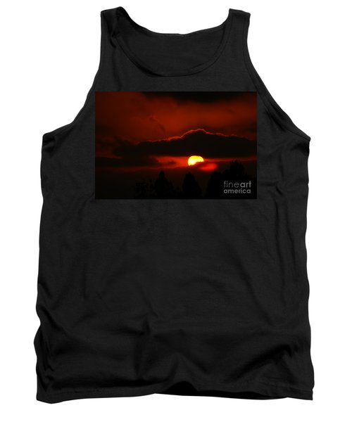 Lost In Thought Tank Top
