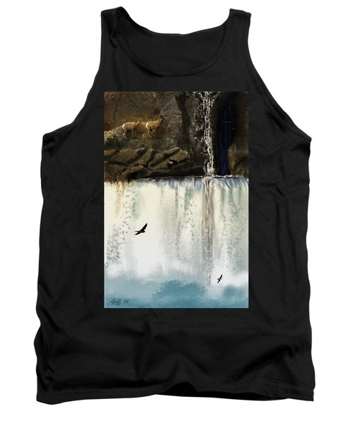 Lost River Tank Top by J Griff Griffin