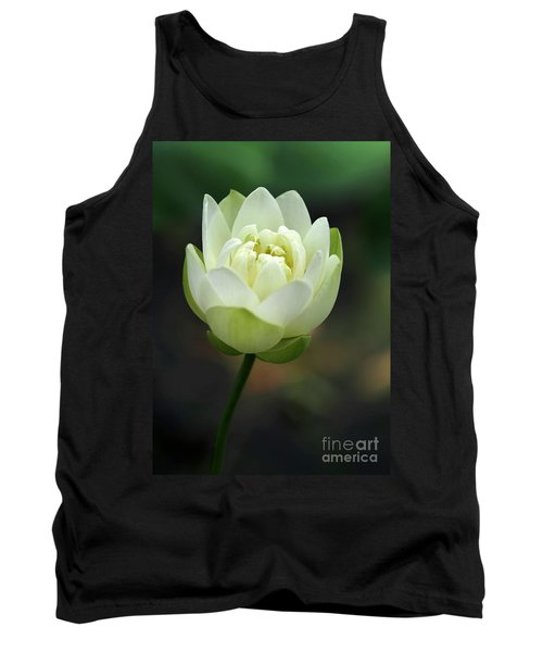 Lotus Blooming Tank Top