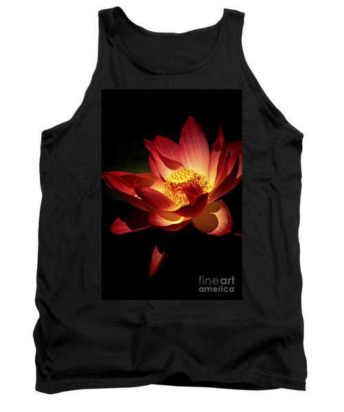 Lotus Blossom Tank Top by Paul W Faust -  Impressions of Light