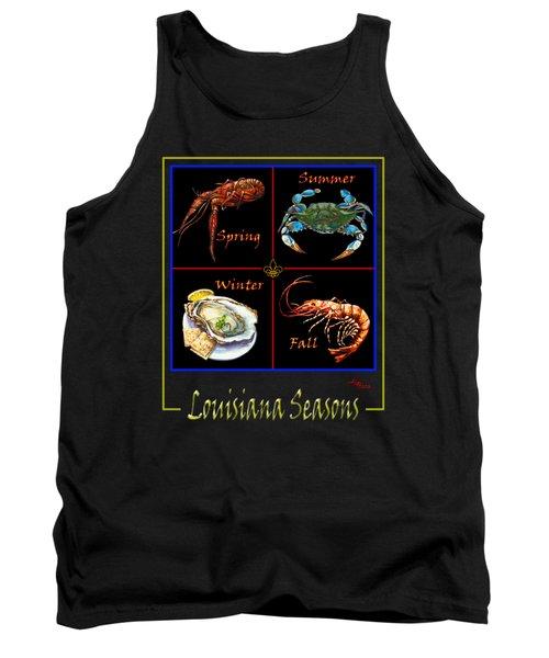 Louisiana Seasons Tank Top