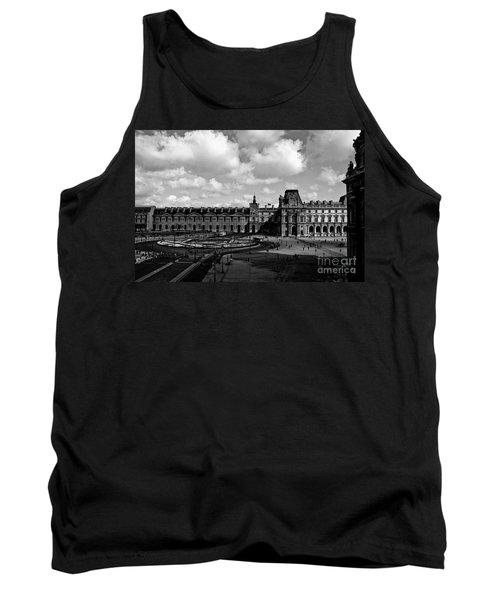 Louvre Museum Tank Top