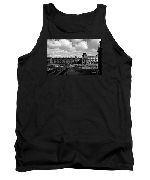 Louvre Museum Tank Top