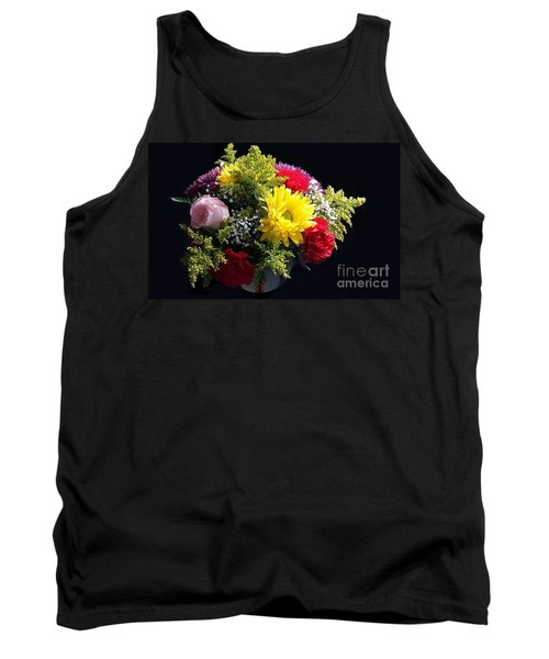Love Bouquet Tank Top
