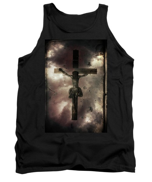 Love Tank Top by Gray  Artus