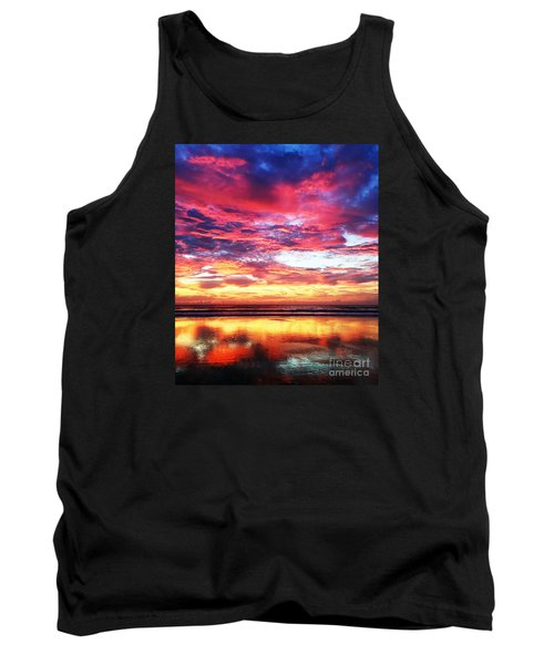 Love Is Real Tank Top by LeeAnn Kendall