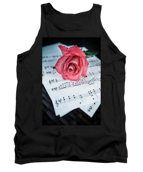 Love Notes Tank Top