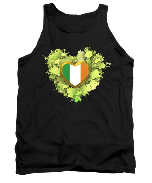 Love To Ireland Tank Top