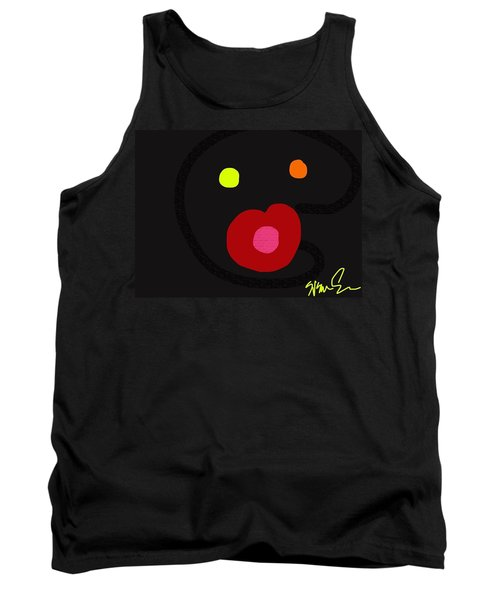 Love You With All My Heart Tank Top