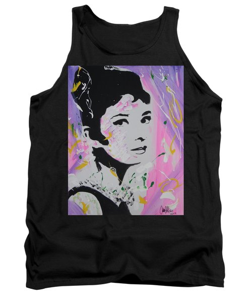 Lovely Audrey Tank Top