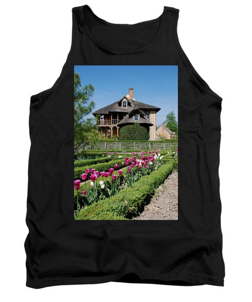 Lovely Garden And Cottage Tank Top