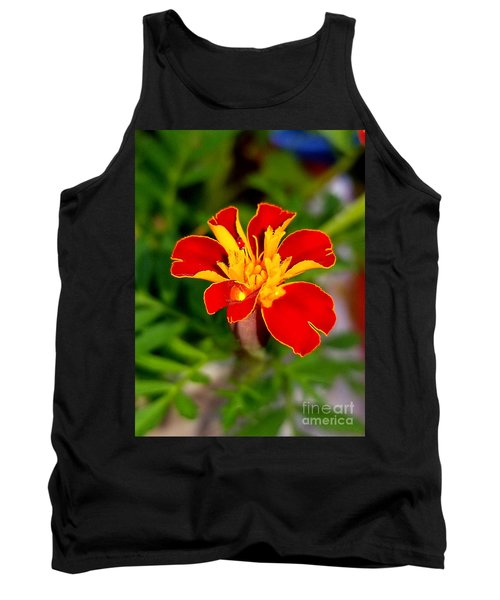 Lovely Little Flower Tank Top