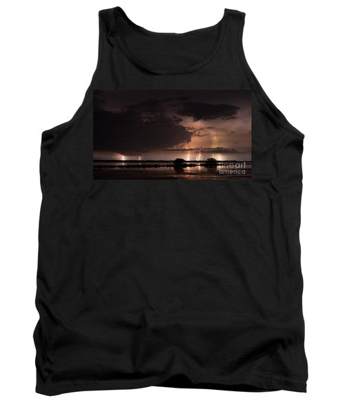 Low Tide With High Energy Tank Top