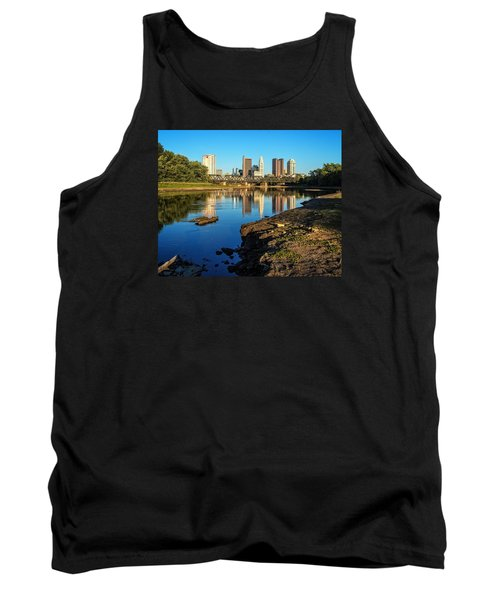 Low Water  Tank Top by Alan Raasch