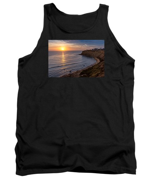 Lunada Bay Sunset Tank Top
