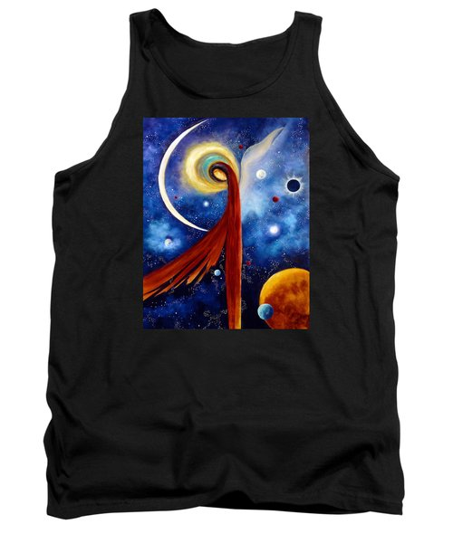 Lunar Angel Tank Top