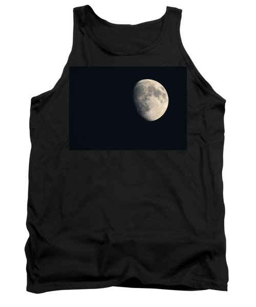 Lunar Surface Tank Top by Angela Rath
