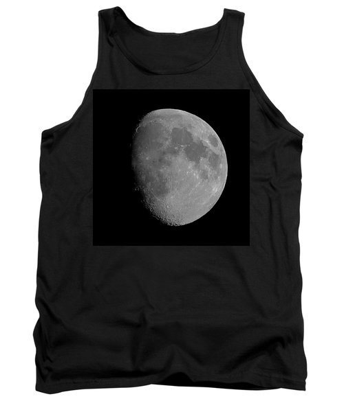 Lunarcy Over Cape Cod Canal Tank Top