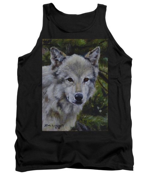 Lupine Gaze Tank Top