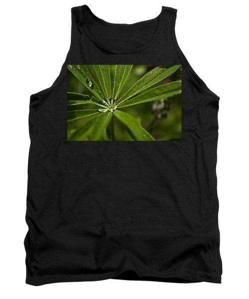 Lupine Leaf Tank Top