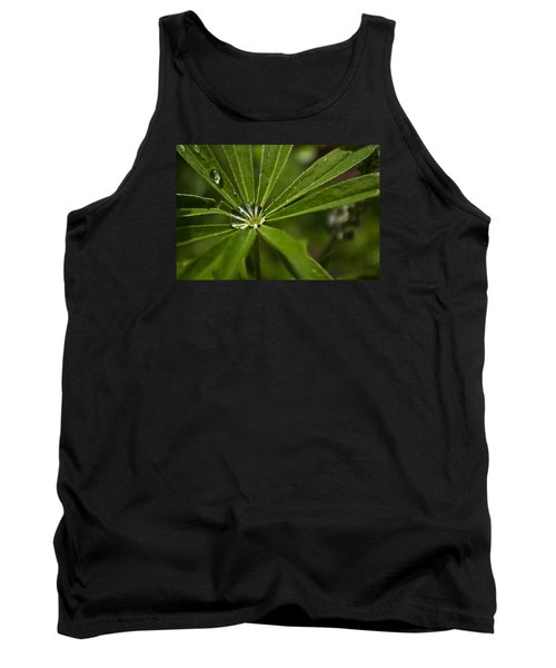 Lupine Leaf Tank Top