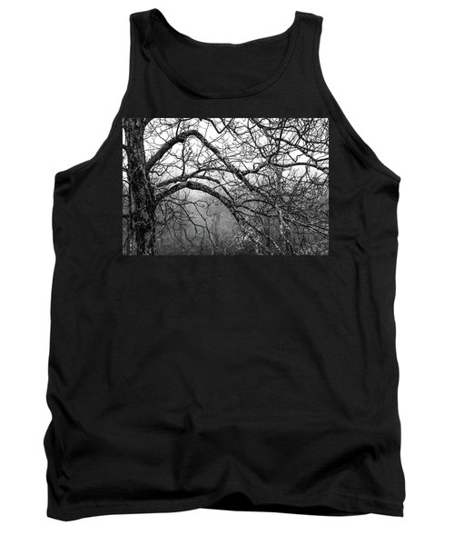 Tank Top featuring the photograph Lure Of Mystery by Karen Wiles