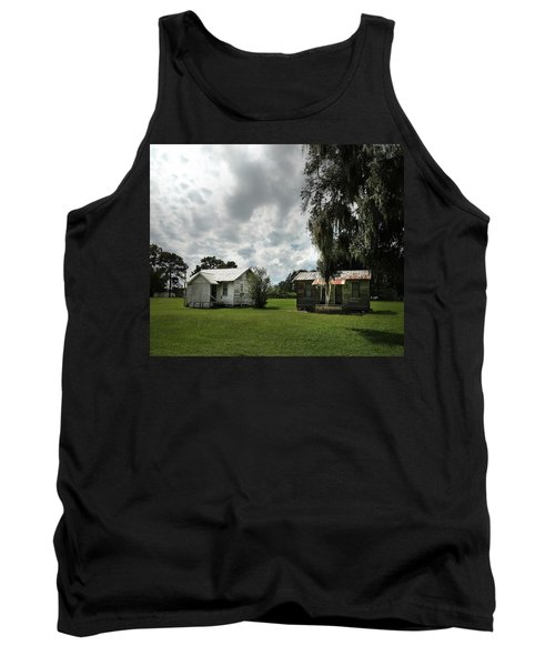 Luxury Accommodations Tank Top
