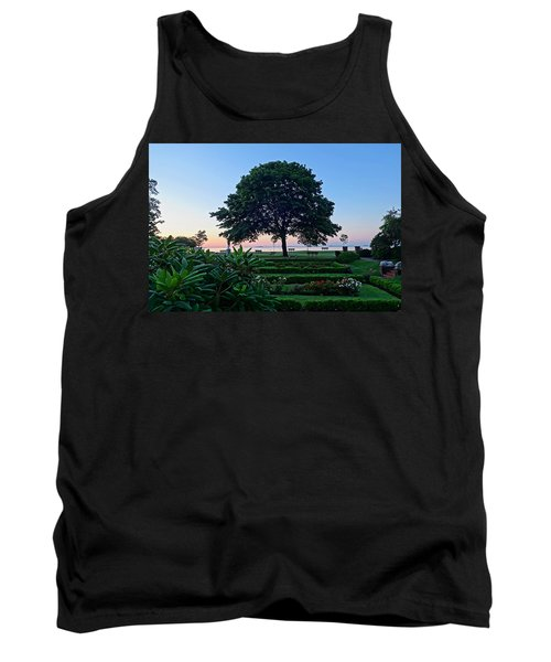 Lynch Park At Dawn Beverly Ma Tank Top