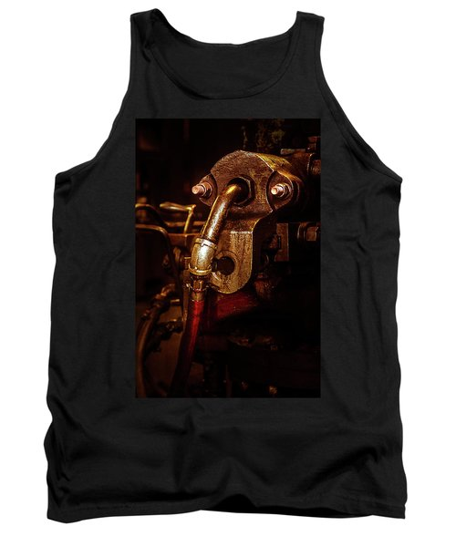 Machine Head 3 Tank Top